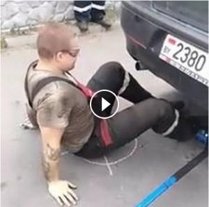 Testowanie emisji spalin - poziom Rosja